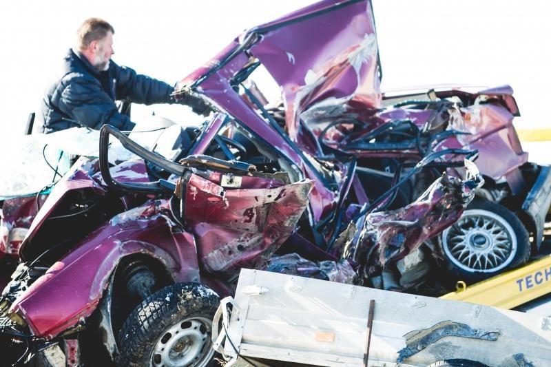Europoje per 3 metus žuvusiųjų keliuose sumažėjo ketvirtadaliu