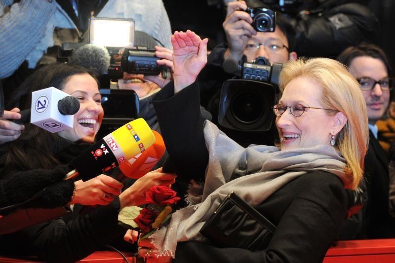 Kino gerbėją Berlyne pažinsi ir iš rankinės