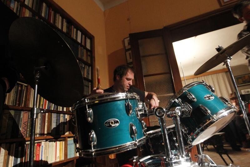 """""""Fluxus ministerijos"""" gimtadieniui – džiazo virtuozų iš JAV desantas"""