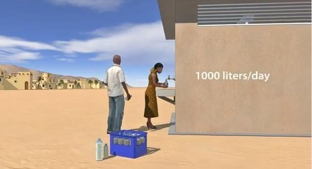 Mokslininkai sukūrė naują vandens gavimo būdą