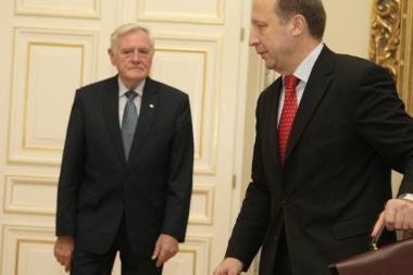 Aptarta Lietuvos pozicija Europos vadovų tarybos susitikime