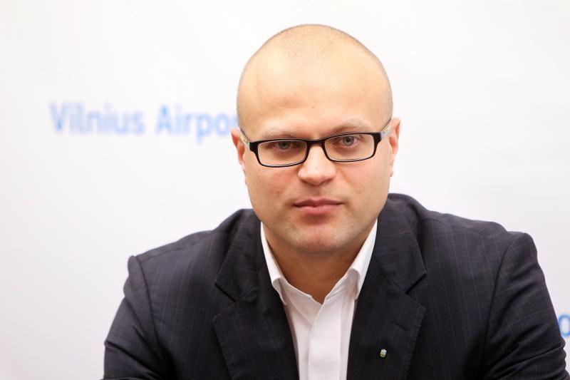 Vilniaus oro uostas viliasi konkuruoti su Ryga