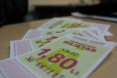Bilietų brangimo klausimas - naujosios valdžios rankose