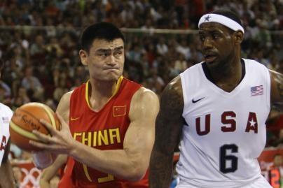 JAV krepšininkai patiesė kinus