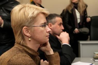 Teismas nemato pagrindo bausti J.Dabašinskienę