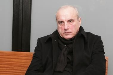 P.Jurgutis iškeliavo į areštinę