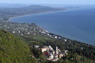 Rusijos kapitalas skverbiasi į Abchaziją