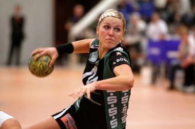 "B.Stellbrink - EHF ""Iššūkio"" taurės turnyro finale"