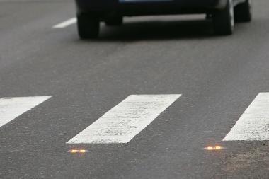 Policininkę mirtis užklupo pėsčiųjų perėjoje