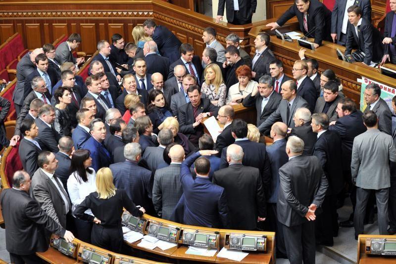 Ukraina tikis pasirašyti asociacijos sutartį su ES
