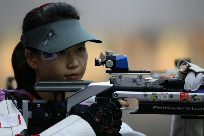 Kinė iškovojo pirmąjį Londono olimpiados aukso medalį