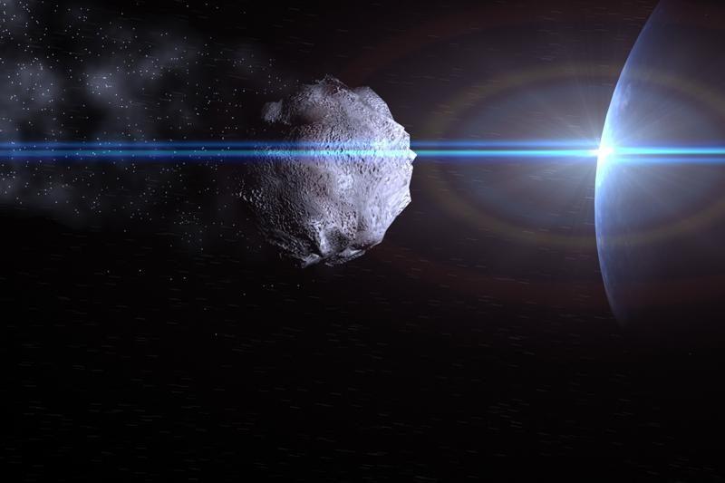Žemės planetai grasina dar vienas asteroidas