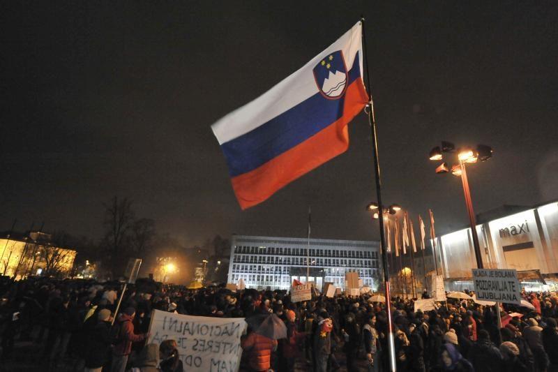 Slovėnijoje prasidėjo balsavimas prezidento rinkimų antrajame rate