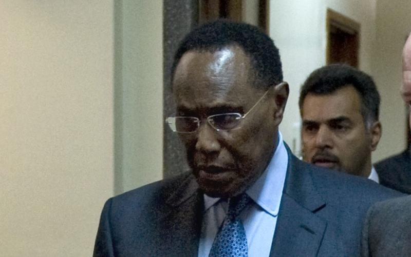 Kenijoje sudužus sraigtasparniui žuvo vidaus saugumo ministras