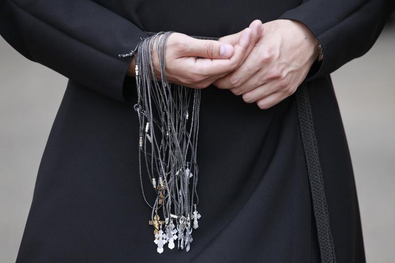 Po sekso skandalo klebonas grįžo pas parapijiečius