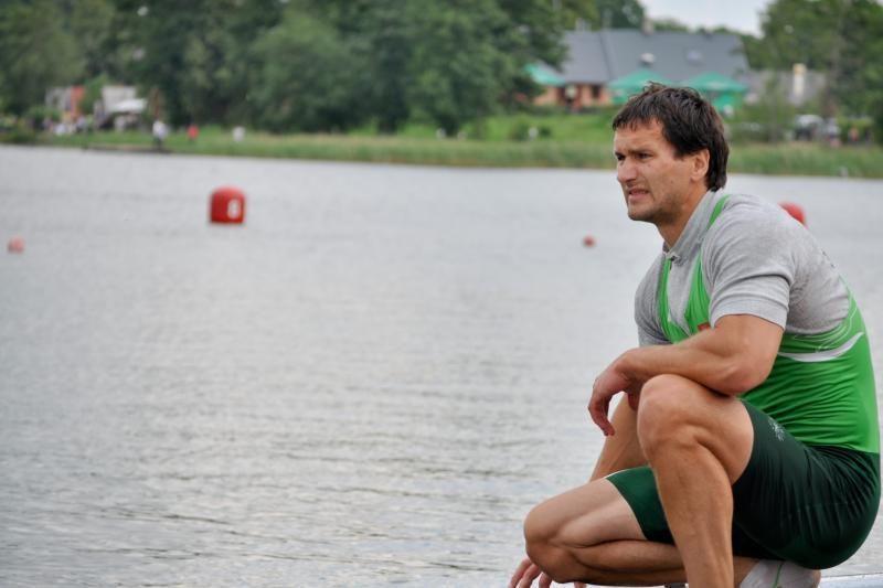 Egidijus Balčiūnas prasibrovė į pusfinalį