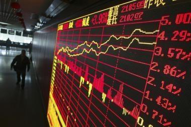 Investuotojai tikisi biržos įmonių pelno augimo