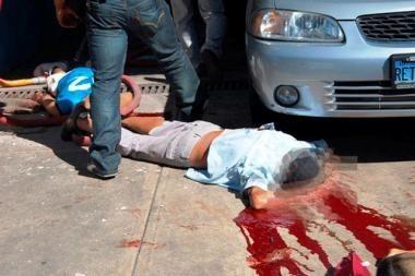 Meksikos šiaurėje per šaudymą bare nužudyti penki žmonės, devyni sužeisti