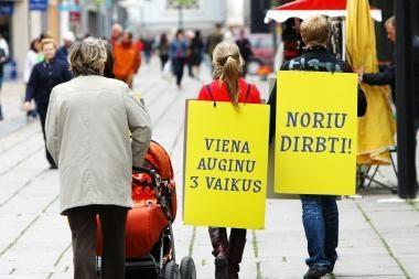 Lietuviai geidžia dirbti