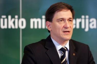 D.Kreivys: eksporto atsigavimas paskatins ūkio augimą