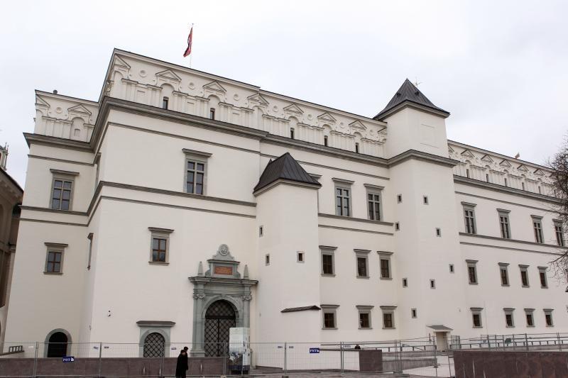 Valdovų rūmų bibliotekai perduotos A.Šapokai priklausiusios knygos