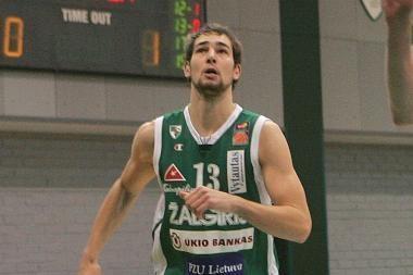 Kroatijos krepšinio talentas pratinasi prie gyvenimo Kaune