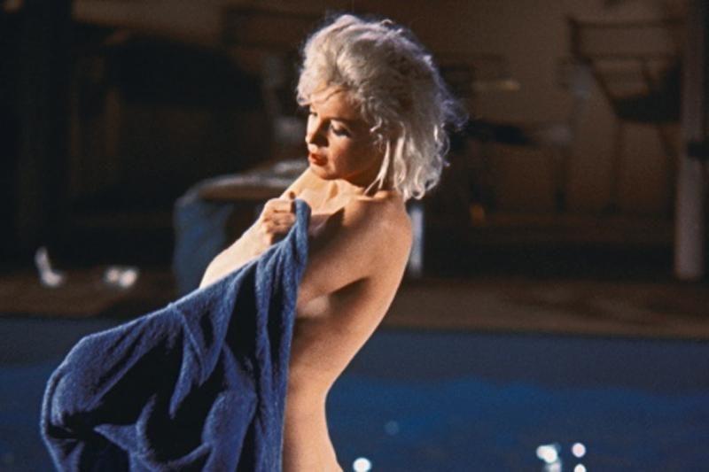 Pasirodė reti Marilyn Monroe paskutinės fotosesijos kadrai