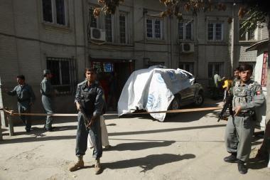 Afganistane užpuolikai sėjo mirtį