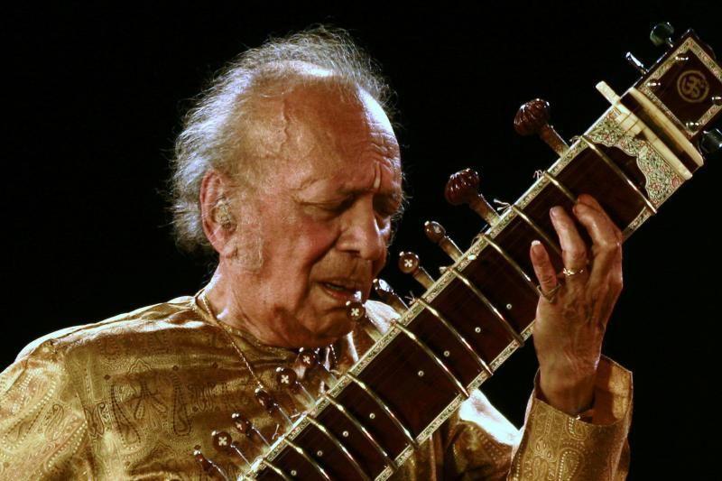 """R. Shankaras po mirties bus apdovanotas """"Grammy"""""""