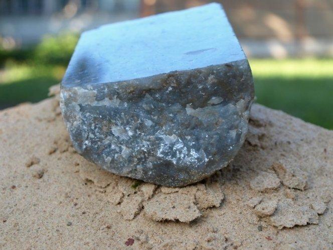 Kaune rastas bene geriausios kokybės anhidritas Europoje