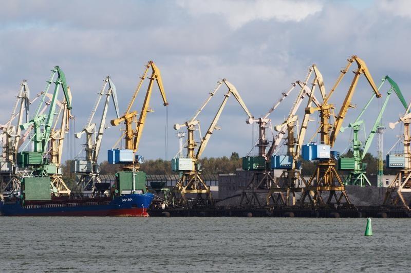 Elektrinės statyboms Klaipėdos uoste prireiks naujos krantinės