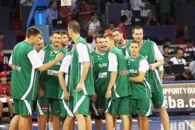 Slovėnija už Europos čempionatą mokės dukart daugiau nei Lietuva