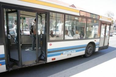 Rugsėjo 1-ąją – autobusų maršrutų pakeitimai