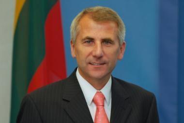 Prahoje aptarti Lietuvos energetinio saugumo klausimai