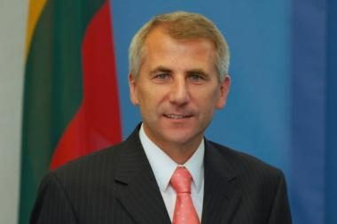 V.Ušackas nori paprastinti vizų režimą