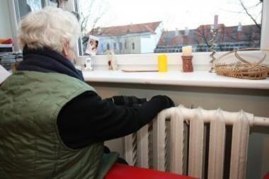 Šildymo kainos: kauniečiai už sausį paklos nemažai