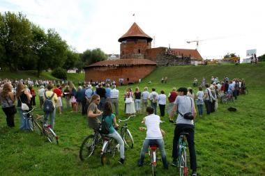 Kaune rengiama tūkstantmečio ekskursija