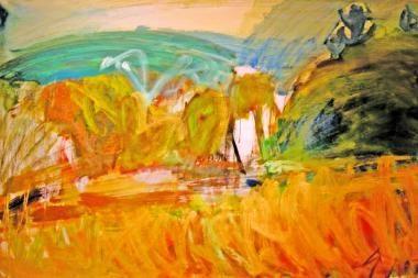 Daniją sužavėjusio dailininko paroda atidaroma Vilniuje