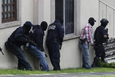 JAV suimta dešimt