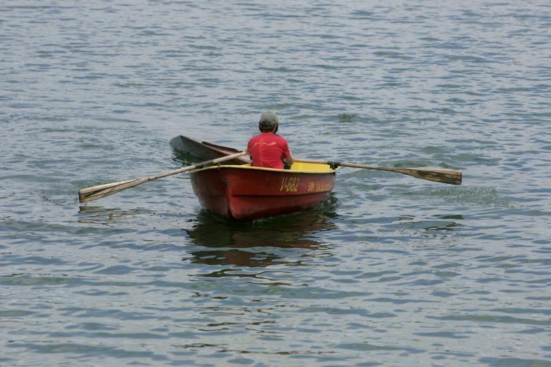 Molėtų    rajone    nuskendo   žvejys