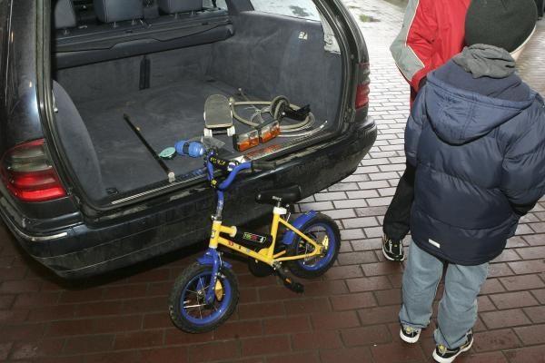 Londono policija susprogdino ne vietoje pastatytą automobilį