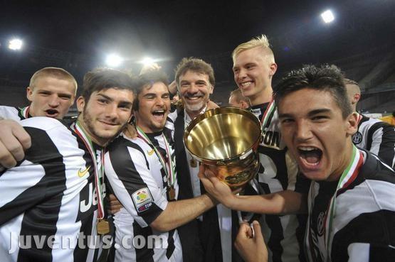 U-19 rinktinės saugas V. Slivka - Italijos jaunimo taurės laimėtojas!