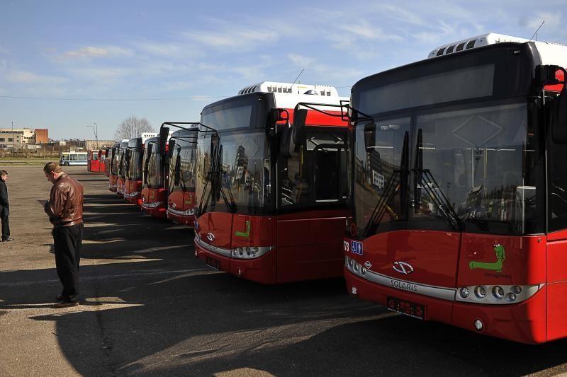 Šią savaitę – autobusų ir krovininių automobilių kontrolė