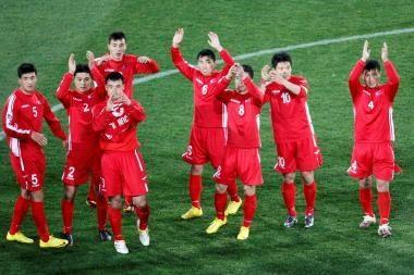 Pralaimėjimas pakurstė Šiaurės Korėjos ambicijas