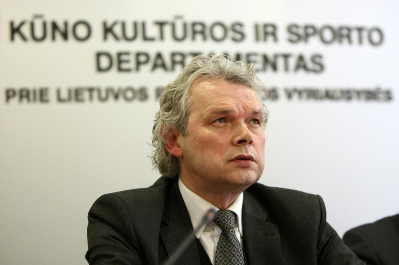 Sporto valdymas - viena svarbiausių temų Europos Sąjungoje