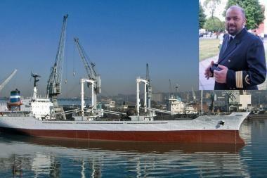 """""""Limarko"""" pavyko susisiekti su kapitonu D.Baškirovu (papildyta)"""