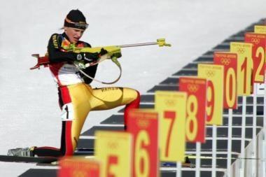 Pasaulio biatlono taurės varžybų 15 km rungtyje Diana Rasimovičiūtė finišavo 48-a