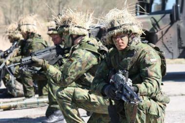 Savaitgalį - kariuomenės ir visuomenės šventė (programa)