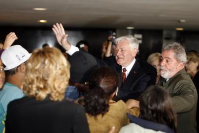 Prezidentas lankysis Čilės Respublikoje