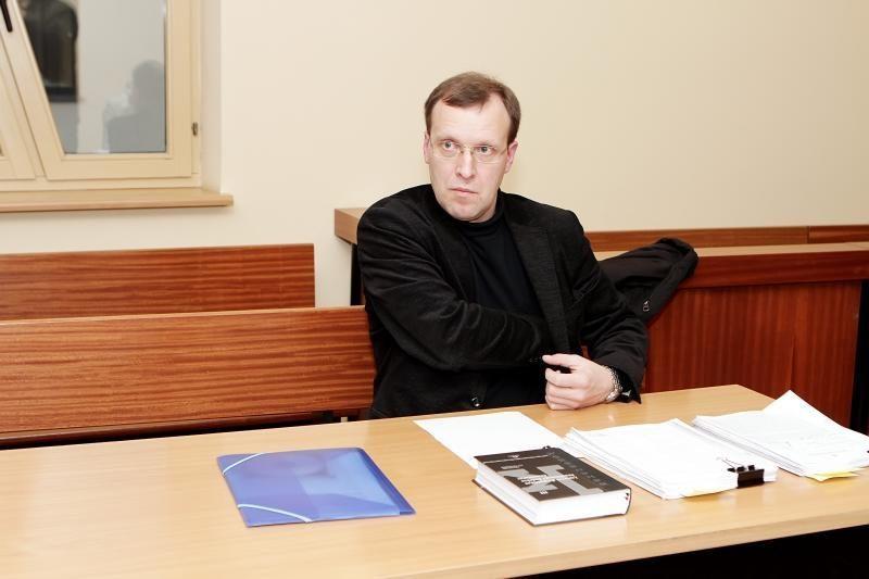 Seimo narys N. Puteikis įkliuvo už greičio viršijimą